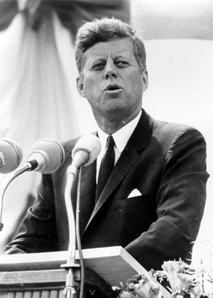 John F. Kennedy and the Rise of Space Food
